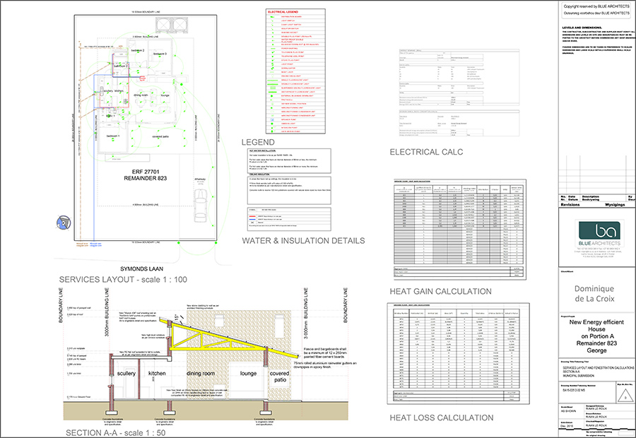 current project energy efficient showhouse www.edendevelopments.co.za