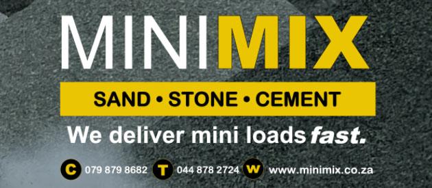 MiniMix Eden Developments www.edendevelopments.co.za