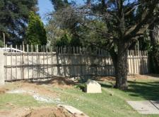 Bryanston Boundary Wall Eden Developments Www.edendevelopments.co.za