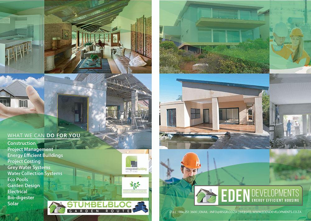Contact us Eden Developments www.edendevelopments.co.za