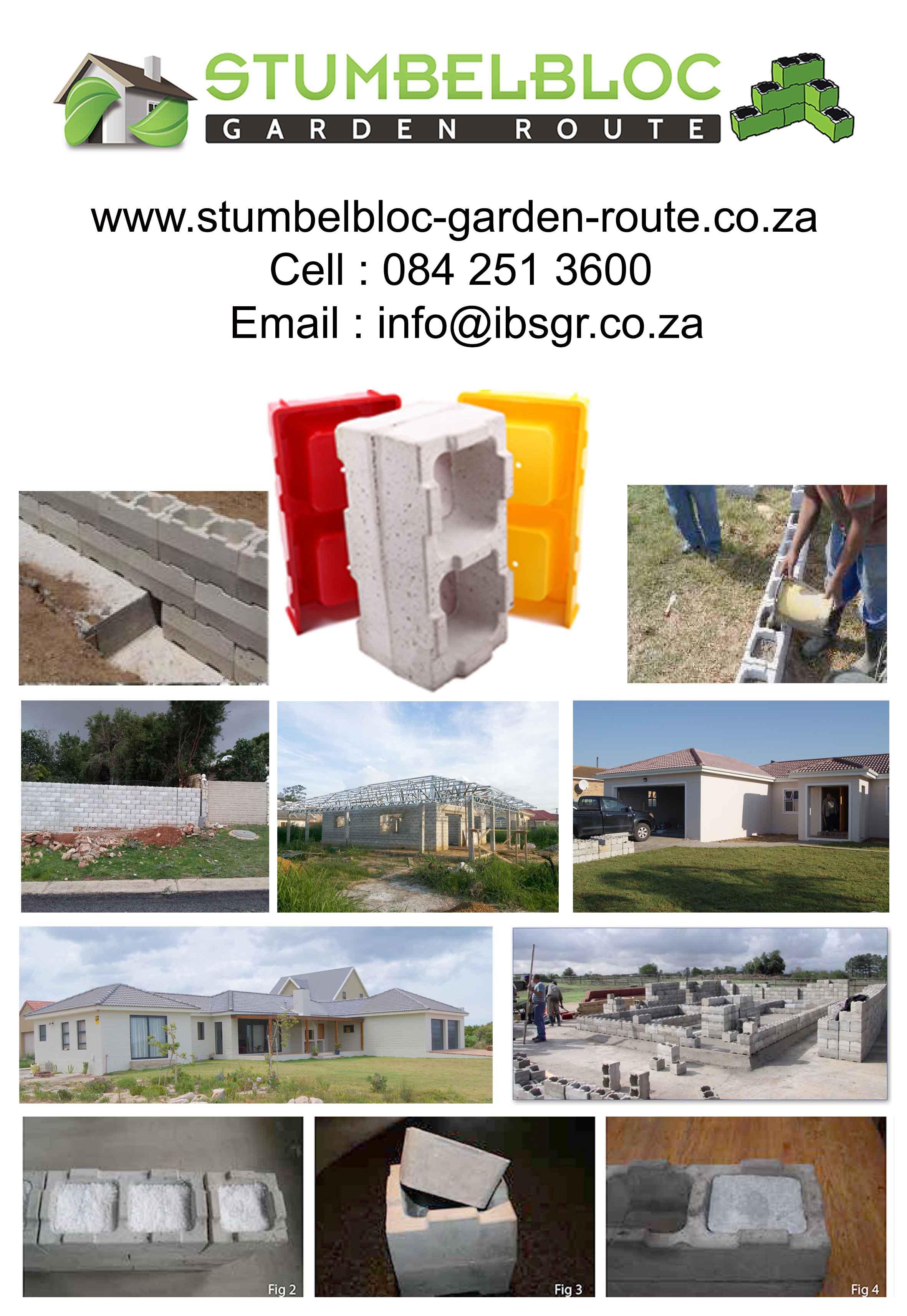 Products Stumbelbloc Eden Developments www.edendevelopments.co.za