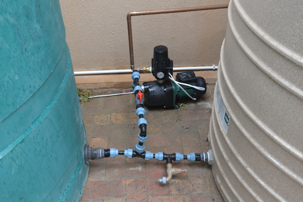 Water Collection System Eden Developments www.edendevelopments.co.za